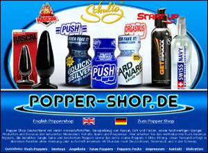 Popper Shop